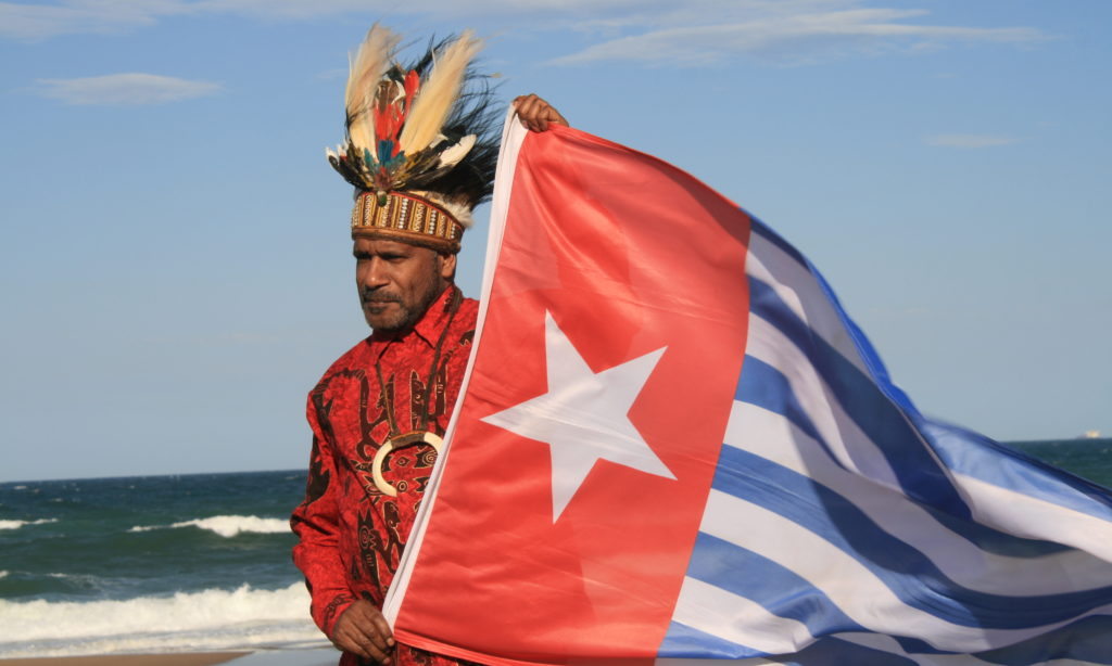 West Papua: operating in the middle of a genocide