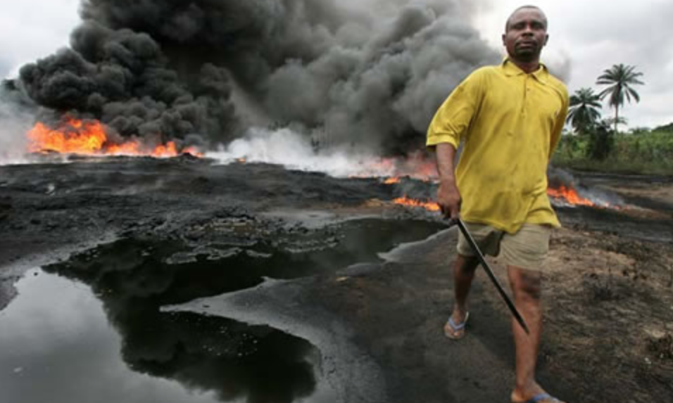 Shell, human rights abuses and the Ogoni Nine