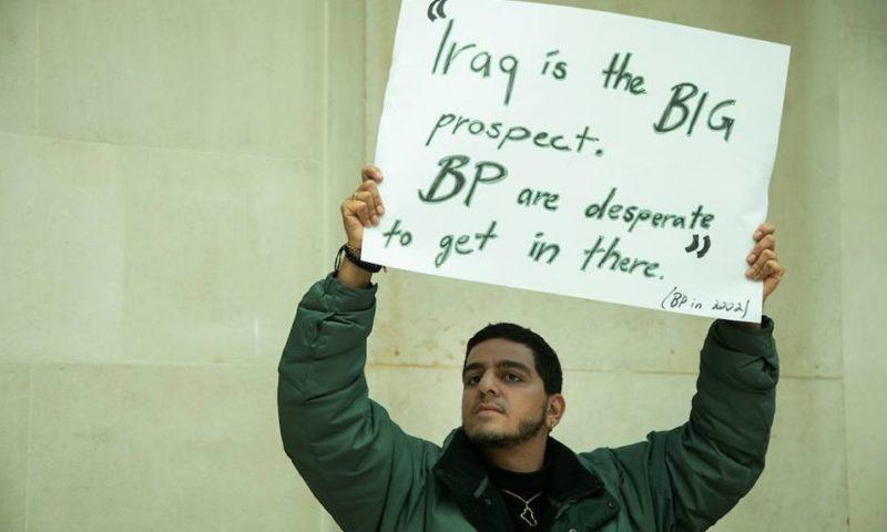 BP was complicit in the catastrophic 2003 war