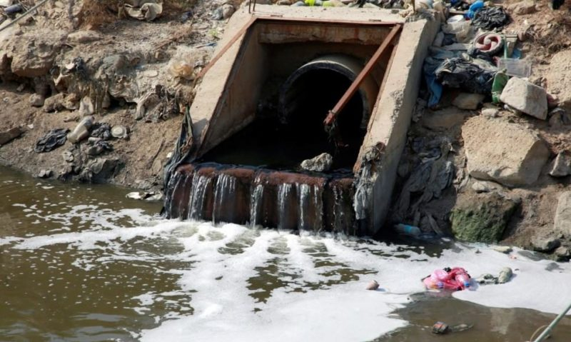 BP is depleting and polluting Southern Iraq's scarce water supplies