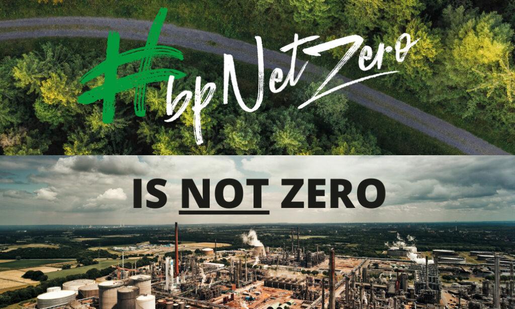 10 big problems with BP's 'Net Zero' claims